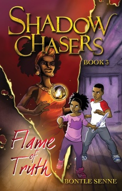 Shadow Chasers Book 3