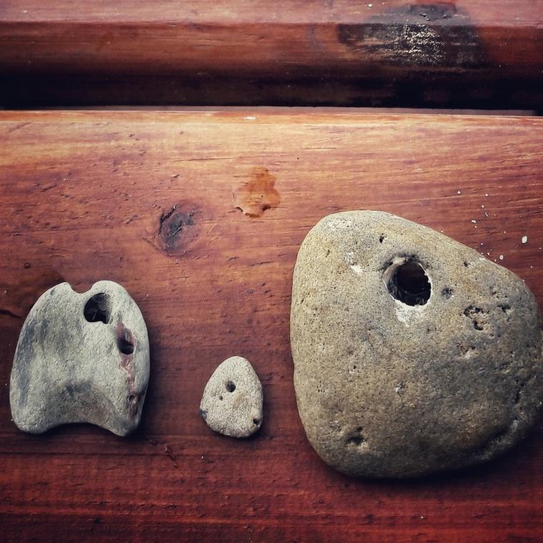 Sally's stones