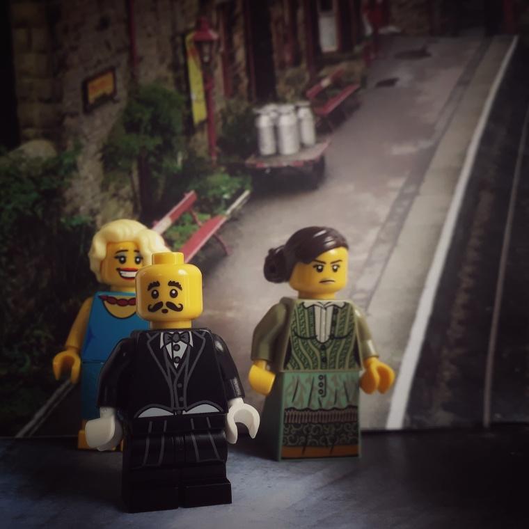 Poirot lego